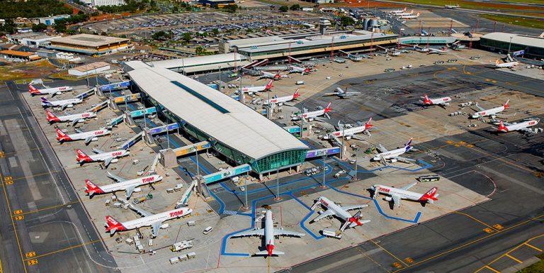 Passageiros elegem os melhores aeroportos do Brasil